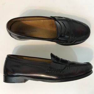 COLE HAAN Pinch Penny Loafer Size 10 D Leather